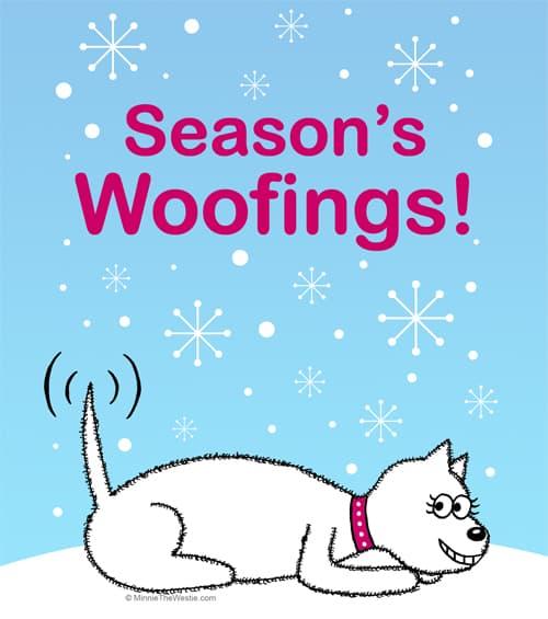 Season's Woofings